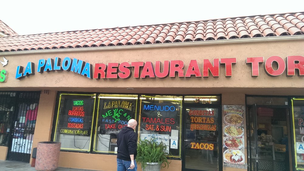Paloma Mexican Restaurant