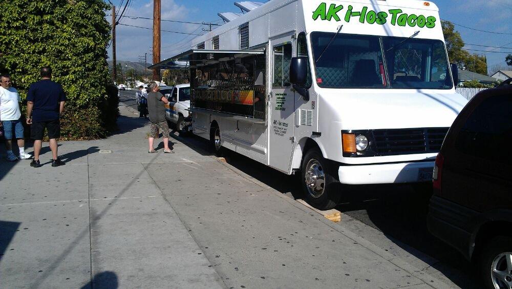 Aki-Los Tacos Truck