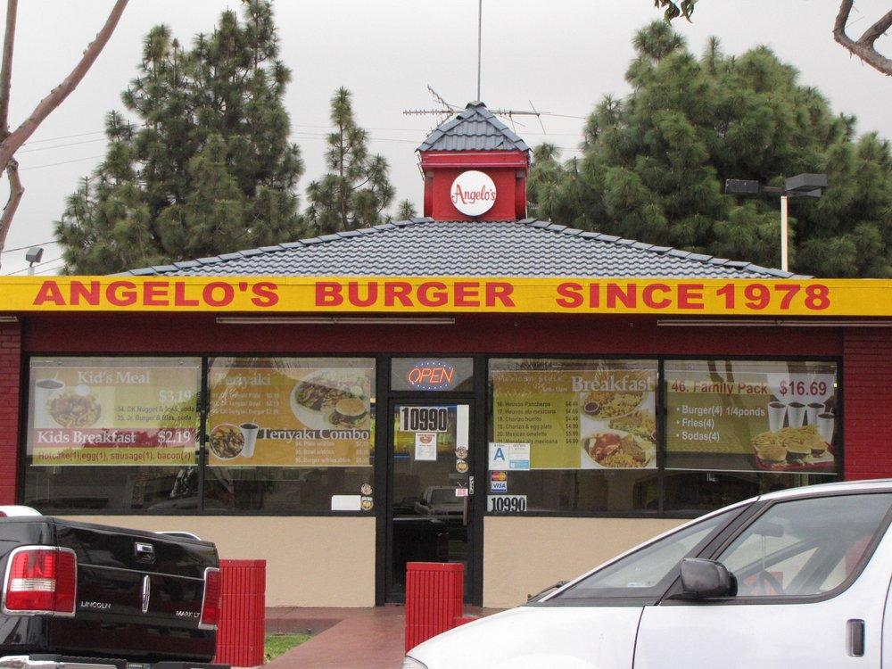 Angelo's Burgers