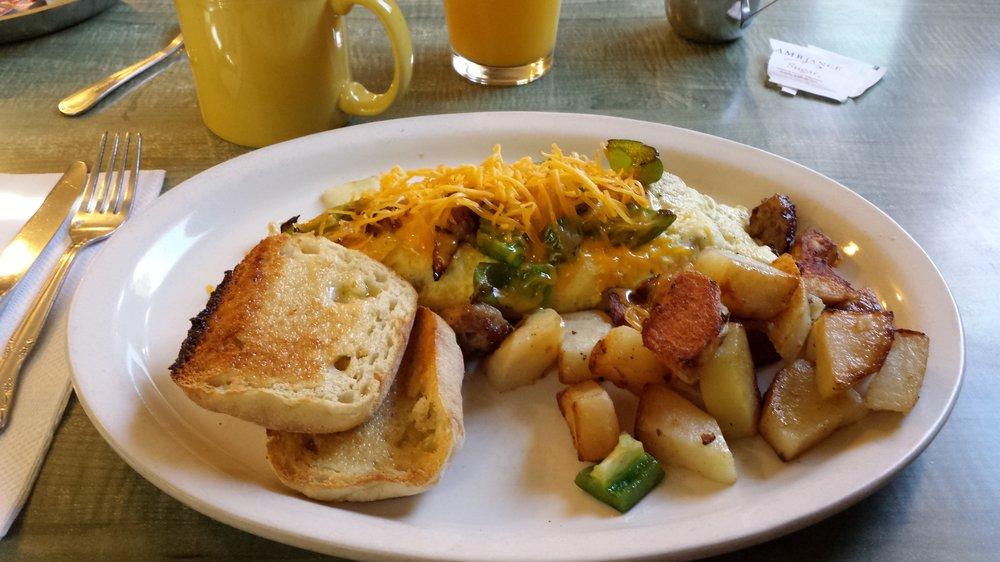 Silverado Cafe Ca