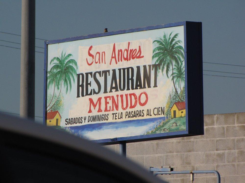 San Andres Restaurant